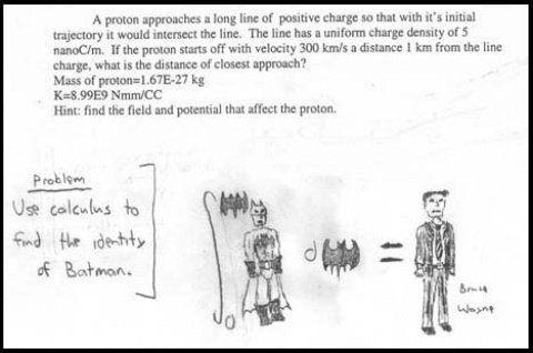 Batman Calculus