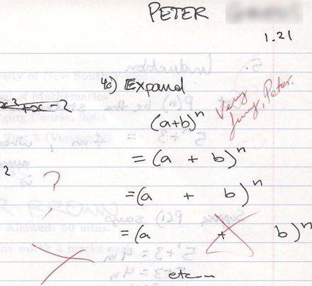 Expand Equation