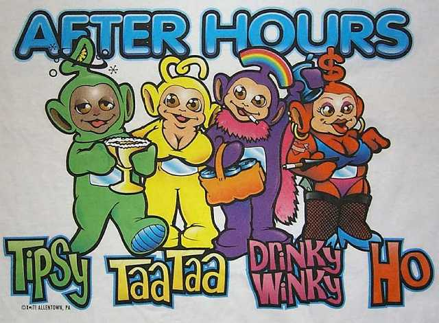 After Hours Teletubbies