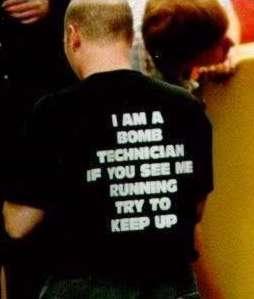 Bomb Technician