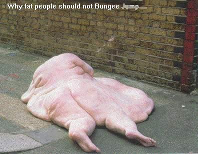 Fat Bungee Jump