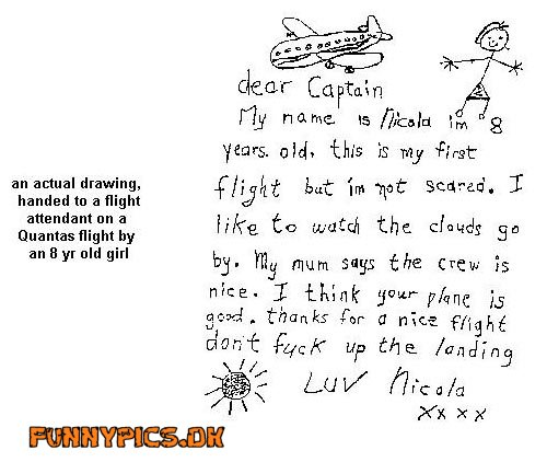 Note For Pilot