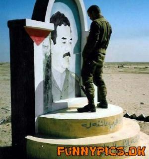 Piss On Saddam