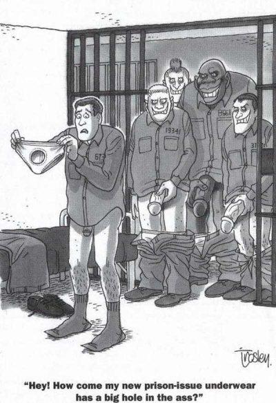 Prison Underwear