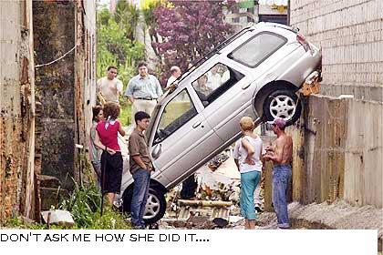 Woman Driver 2