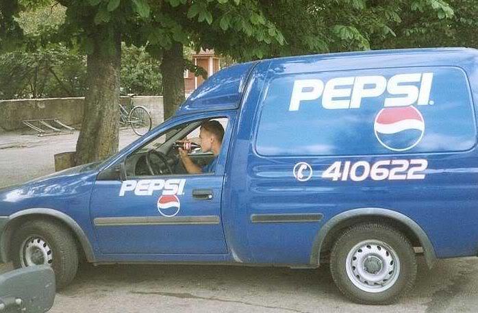 Always Pepsi