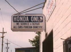 Honda Only
