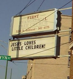 Jesus Loves Children