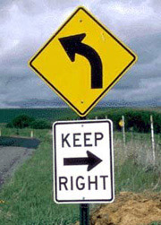 Keep Right 1