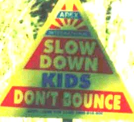 Kids Dont Bounce