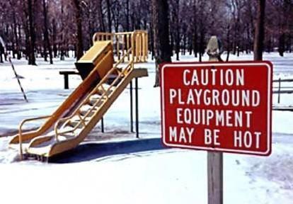 Playground Hot
